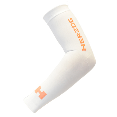 PRO Compression Armsleeves White