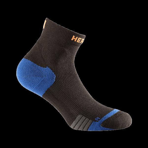 Herzog Medical PRO compression ankle socks - Black