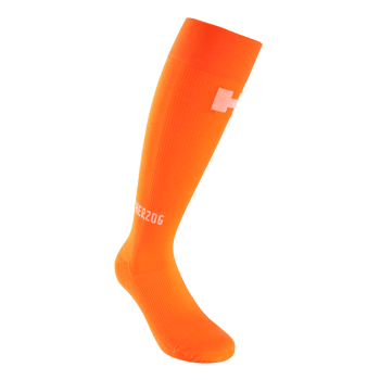 PRO Compression Socks Orange - Herzog - Running - Injuries - Recovery