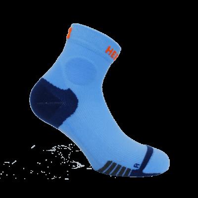 Herzog Medical PRO compressie enkelsokken - Blauw