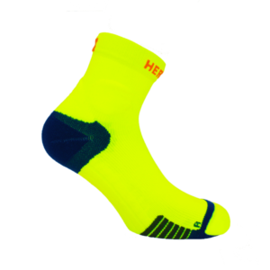 Herzog Medical PRO compression ankle socks - Yellow