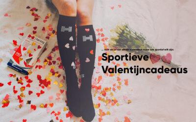Sportieve cadeautjes voor jouw Valentijn!
