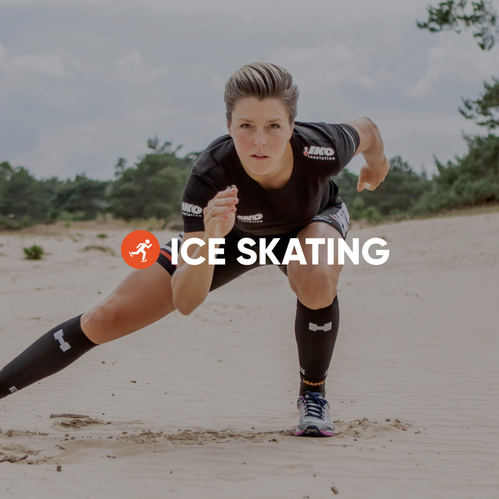 Sport Herzog Medical Skating