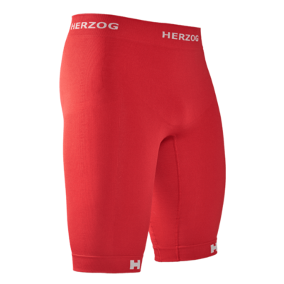 Herzog Medical PRO Sport Compression Shorts - Red