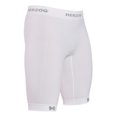 Herzog Medical PRO Sport Compression Shorts - Wit