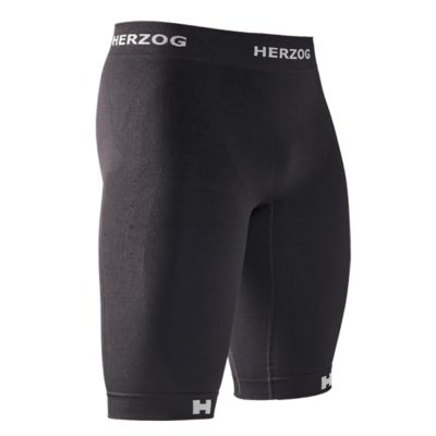 Herzog Medical PRO Sport Compression Shorts - Black