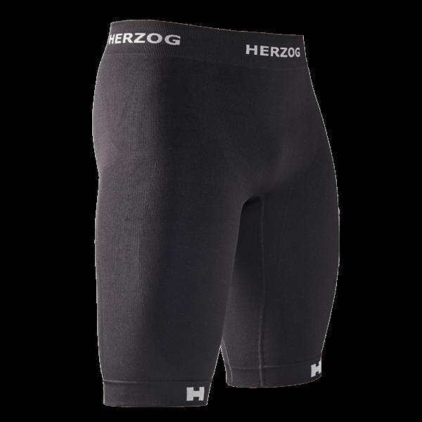 Herzog Medical PRO Sport Compression Shorts - Black