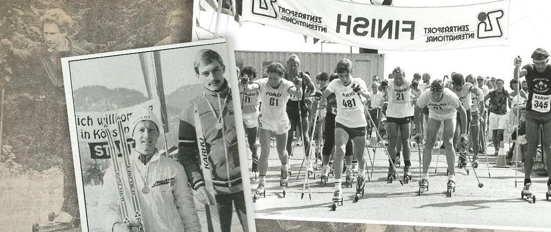 Harald Herzog in zijn topsportjaren