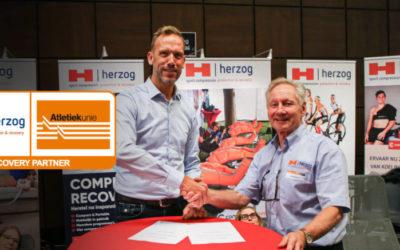 Herzog Medical en Atletiekunie verlengen samenwerking