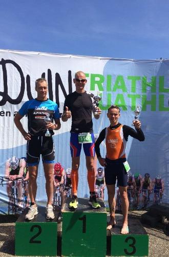 Thomas Naasz - Compressietubes - DUIN Triathlon