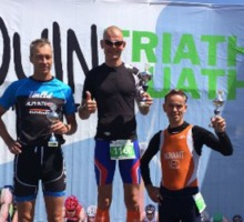 Thomas Naasz - Compressietubes - DUIN Triathlon