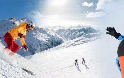 Hoe voorkom je vermoeide benen tijdens de wintersport?
