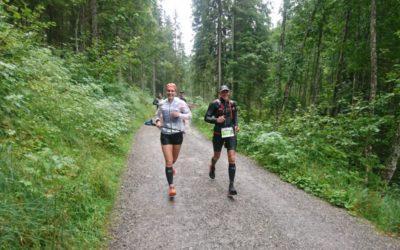 Afzien op de Walser Trail Challenge Classic